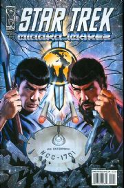 Star Trek Mirror Images #1 (2008) IDW Publishing comic book